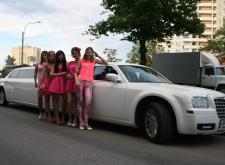Заказ лимузинов в Санкт-Петербурге